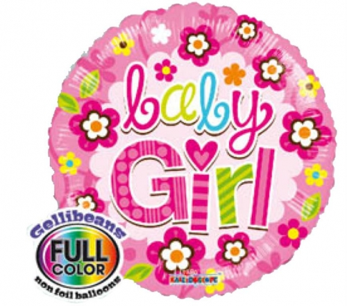Baby Girl Flowers SL
