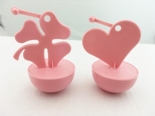Ballongewichtjes 50 gram Roze