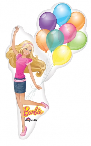 Barbie Balloons SH
