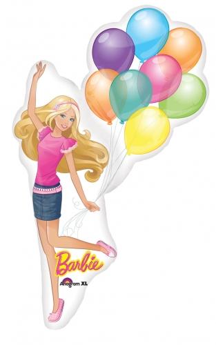 Barbie Balloons