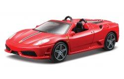 Bburago Ferrari Scuderia Spider 16M