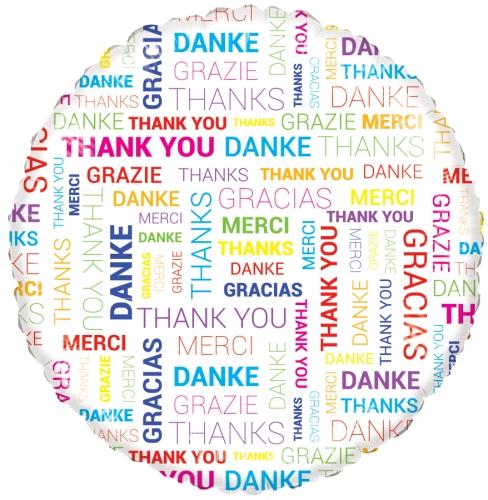 Bedankt - Thank you