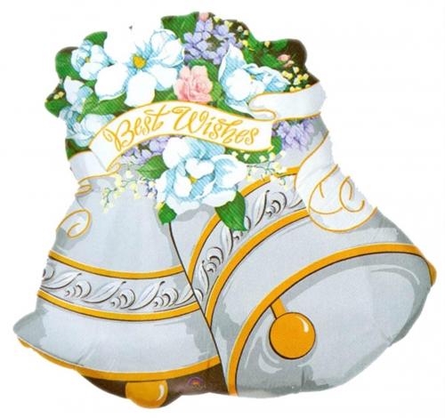 Best Wishes Wedding Bells