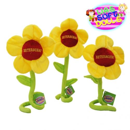 Pluche Flowers Beterschap