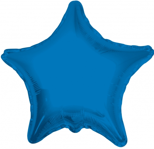 Ster Blauw/Blauw