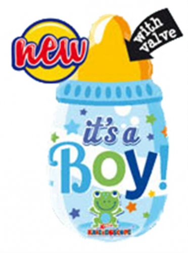 Baby Boy Bottle ML