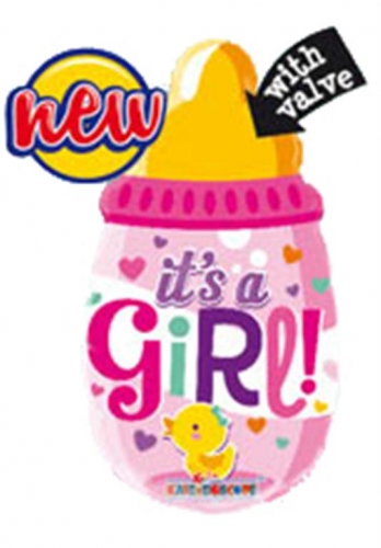 Baby Girl Bottle ML