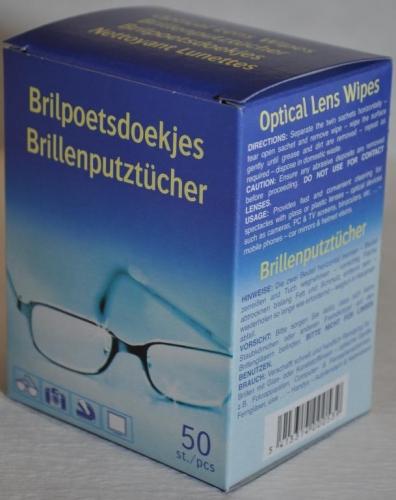 Brillenpoetsdoekjes