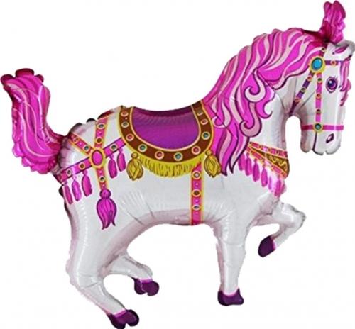 Carousel Pony Roze