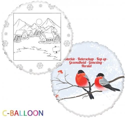 C-Balloon Kit Beterschap landschap