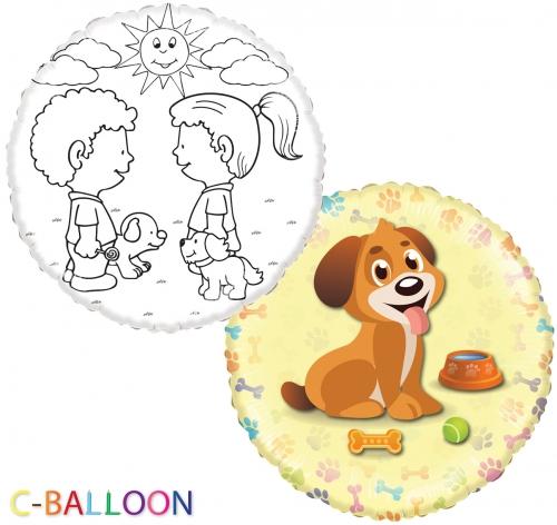 C-Balloon Kit Hondjes