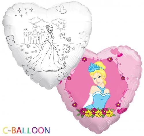 C-Balloon Kit Prinses