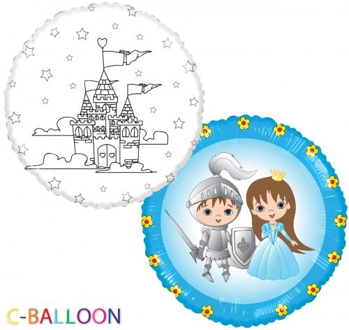 C-Balloon Kit Sprookje