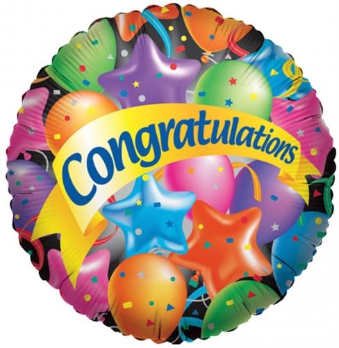 Congratulations Festive
