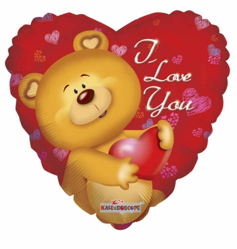 I love you cute bear