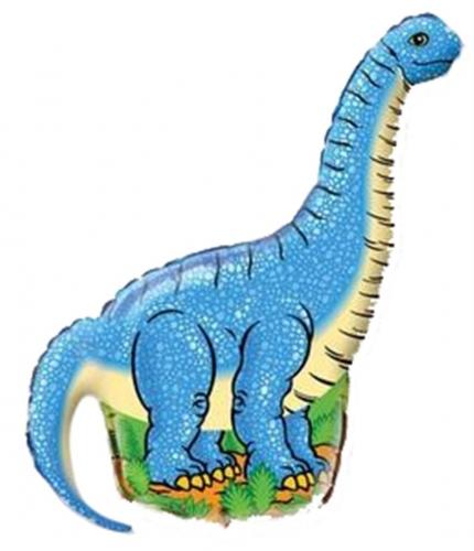 Dinosaurus Blauw