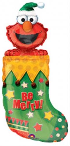 Elmo Be Merry