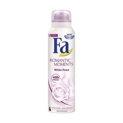Fa deo spray Romantic Moments