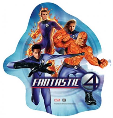 Fantastic Four SH