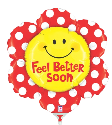 Feel Better Soon Bloem