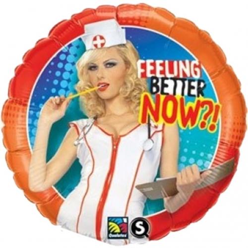 Feeling better now?