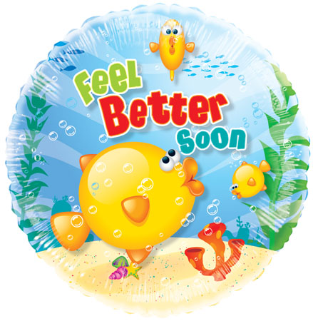Feel Better Soon Clear Vieuw