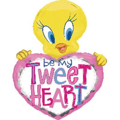 Tweety be my tweathheart
