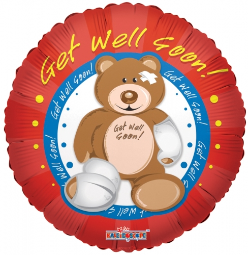 Get Well Bear ML