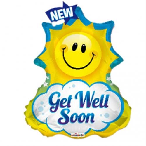 Get Well Soon Sunshine