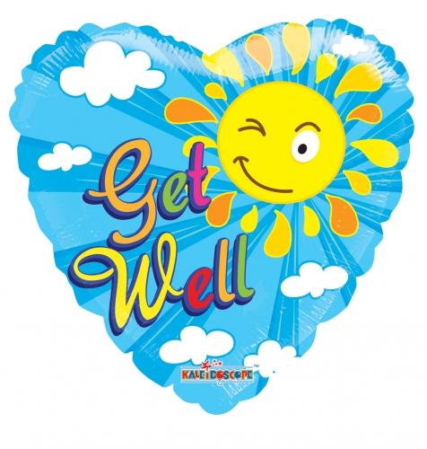Get well Sun