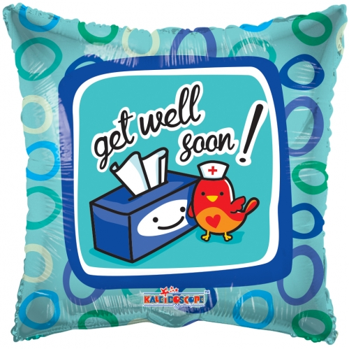 Get Well Tissues SL