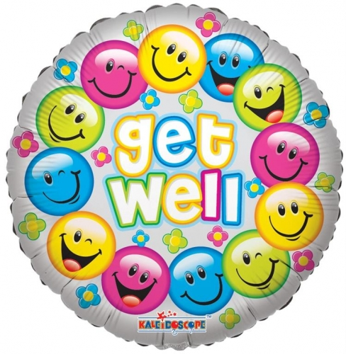 Get Well Colourful Smiles