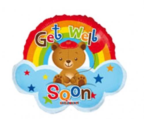 Get Well Soon Regenboog