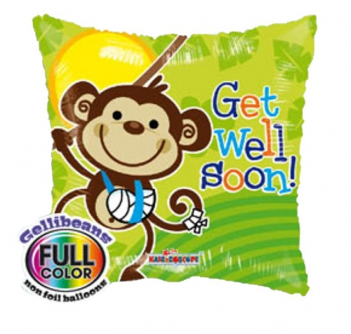 Get Well Monkey SL