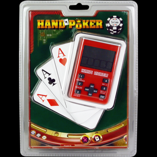 Poker handcomputer