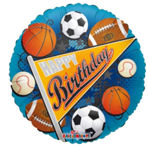 Happy Birthday Sports SL