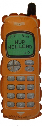 Telefoon - HUP HOLLAND MC