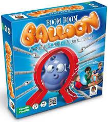 Boom boom balloon spel