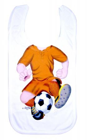 Just add a kid voetballer.