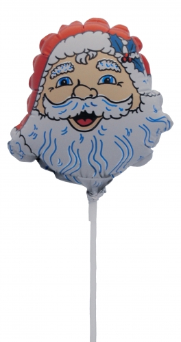Micro Ballon Kerstman MC