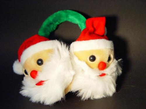 Kerstoorwarmer Santa