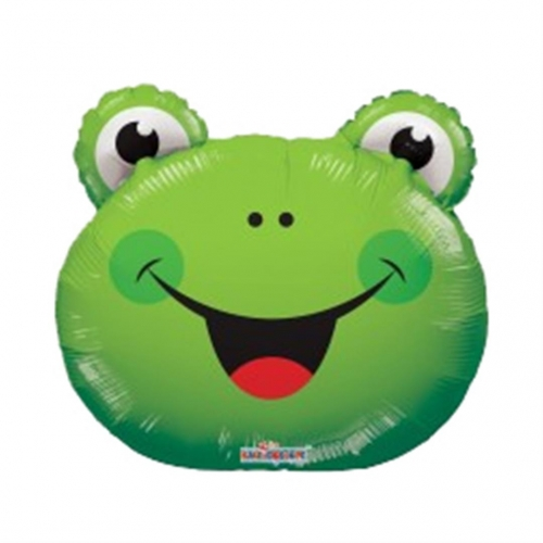 Animal Frog Head ML