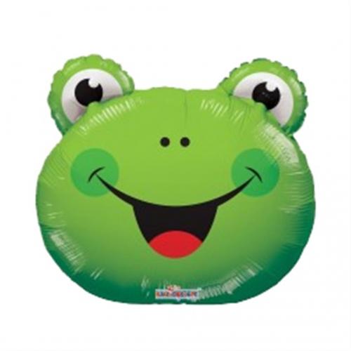 Animal Frog Head