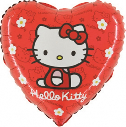 Hello Kitty Daisy Rood SL