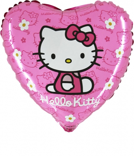 Hello Kitty Daisy roze SL