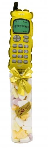 Balloon & candy koker beterschap telefoon