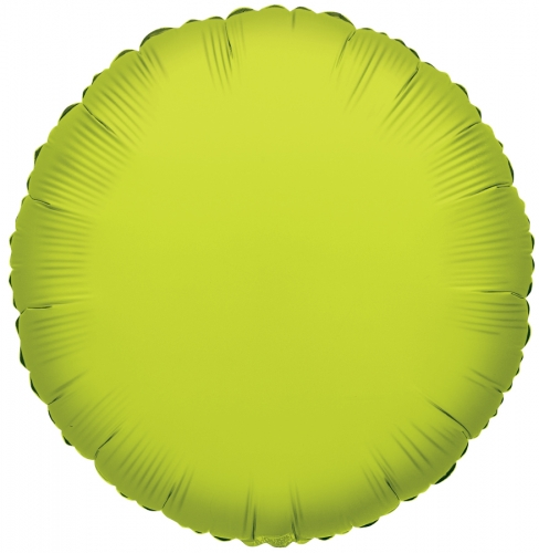 Rond Lime Groen