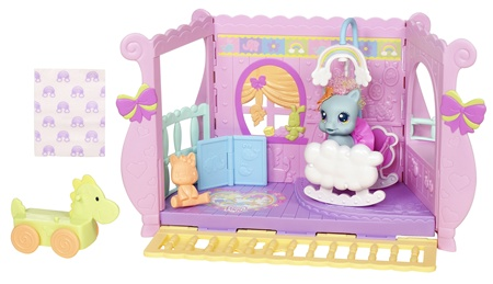 My little pony little rainbow dash room