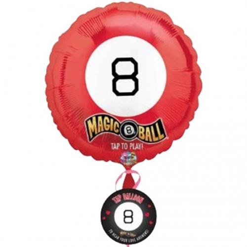 Magic Ball no. 8 SAT