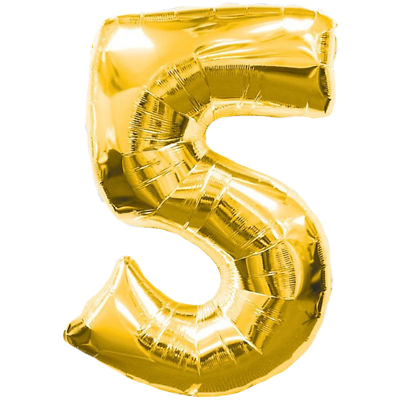 5 Gouden Megaloon Five